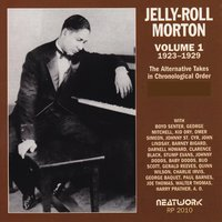Volume 1 (1923-1929) — Jelly-Roll Morton