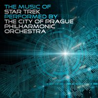 The Music of Star Trek — The City Of Prague Philarmonic Orchestra, The Daniel Caine Orchestra