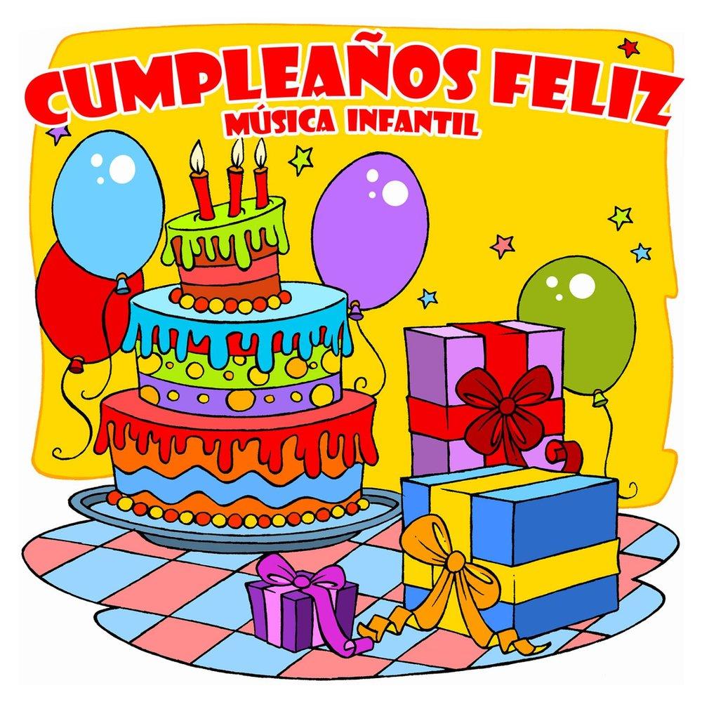 Cumpleaños Feliz Música Infantil — La Superstar De Las ...