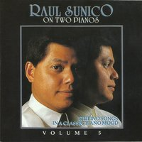 On Two Pianos, Vol. 5 — Raul Sunico