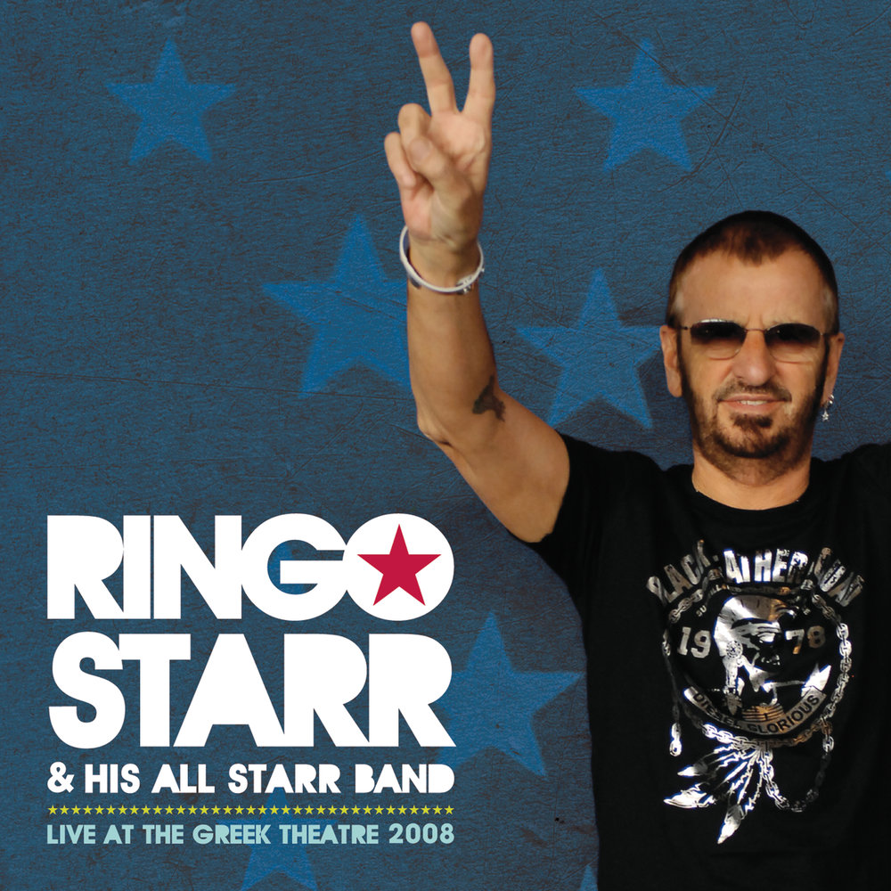 ringo starr дискография слушать онлайн