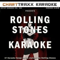 Artist Karaoke, Vol. 384 : Sing the Songs of the Rolling Stones — Charttraxx Karaoke