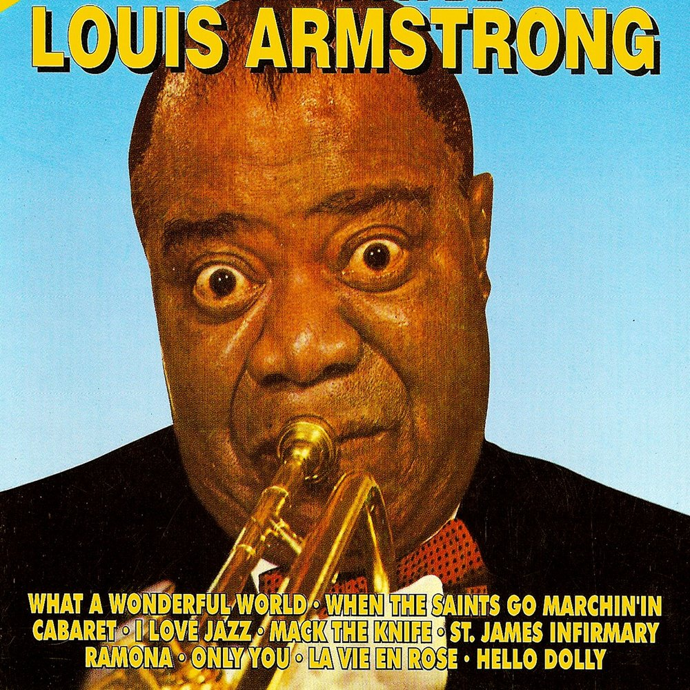 the life and work of louis armstrong What was louis armstrong's daily routine july 8, 2013 – 8:45 am – 0 comments by parade @parademagazine more by parade author.