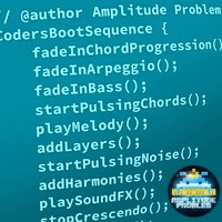 Coder's Boot Sequence — Amplitude Problem
