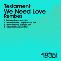 We Need Love — Testament