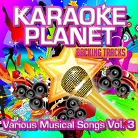 Various Musical Songs, Vol. 3 — A-Type Player, Karaoke Planet