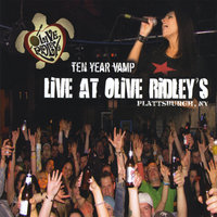 Live At Olive Ridley's — Ten Year Vamp