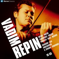 The Collected Recordings of Vadim Repin — London Symphony Orchestra (LSO), Vadim Repin, The Hallé, Vienna Chamber Orchestra, Roby Lakatos Ensemble