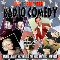American Vintage Radio Comedy, Vol. 4 — сборник