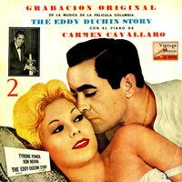 "Vintage Movies  Nº 10 - EPs Collectors ""The Eddy Duchin Story"" Part 2 — Carmen Cavallaro"