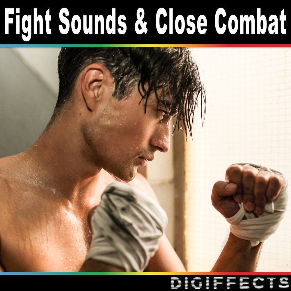 Fighting Sounds and Close Combat — Digiffects Sound Effects