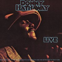 Live — Donny Hathaway