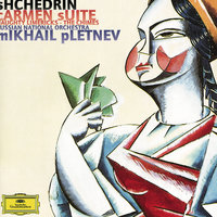 Shchedrin: Carmen Suite; Naughty Limericks; The Chimes — Russian National Orchestra, Михаил Плетнёв