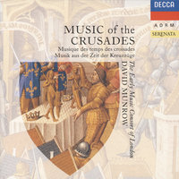 Music of the Crusades — David Munrow, The Early Music Consort of  London