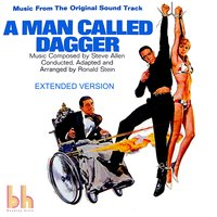 A Man Called Dagger — Steve Allen