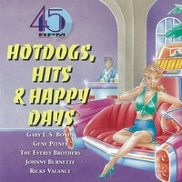45 Rpm - Hot Dogs, Hits & Happy Days — сборник