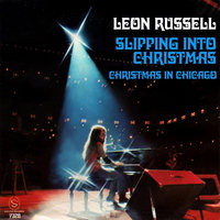 Slipping Into Christmas — Leon Russell