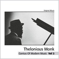 Genius of Modern Music, Vol. 2 — Thelonious Monk