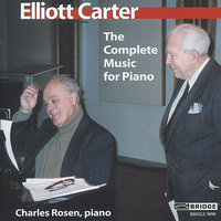 Carter: The Complete Music for Piano — Charles Rosen