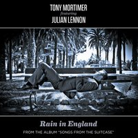 Rain in England - Single — Julian Lennon, Tony Mortimer