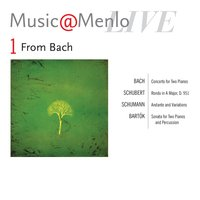 Music@menlo, From Bach, Vol. 1 — сборник