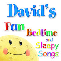 Fun Bedtime and Sleepy Songs For David — Eric Quiram, Julia Plaut, Michelle Wooderson, Ingrid DuMosch, The London Fox Players