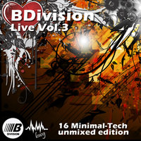 BDivision Live Vol.3 Unmixed Edition — сборник