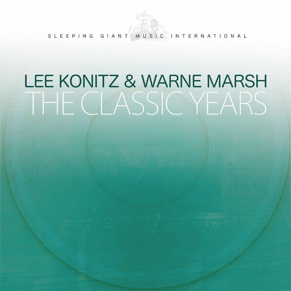Lee Konitz With Warne Marsh Lee Konitz With Warne Marsh