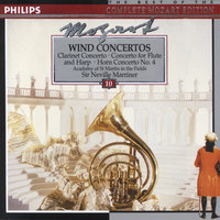 Mozart: Wind Concertos — Sir Neville Marriner, Academy of St. Martin in the Fields, Karl Leister, Timothy Brown, Peter Damm, Irena Grafenauer