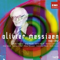 Messiaen: 100th Anniversary Box Set — Оливье Мессиан