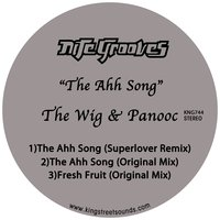The Ahh Song — Superlover, The WIG, Panooc, The Wig & Panooc
