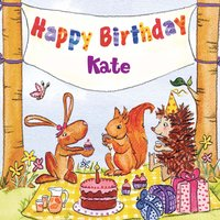 Happy Birthday Kate — The Birthday Bunch