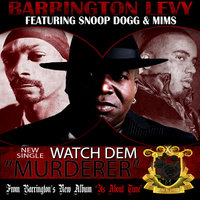 """Murderer"" ReMix  2011 — Barrington Levy, Snoop Dogg, Mims"