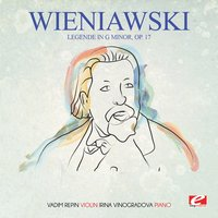 Wieniawski: Legende in G Minor, Op. 17 — Генрик Венявский, Vadim Repin, Irina Vinogradova