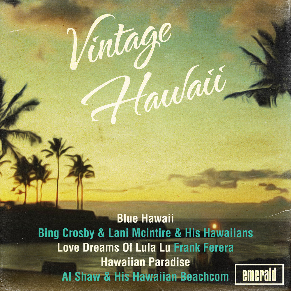 The Hawaiian Beachcombers Aloha Ohe