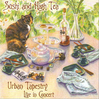 Sushi And High Tea — Urban Tapestry