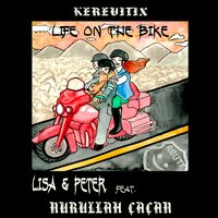 Life on the Bike — Peter, Nurullah Cacan, Lisa, Peter, Lisa