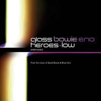 Philip Glass: Low Symphony & Heroes Symphony — Dennis Russell Davies, American Composers Orchestra, The Brooklyn Philharmonic Orchestra