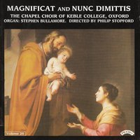 Magnificat & Nunc Dimittis Vol. 20 — The Choir of Keble College|Oxford|Stopford