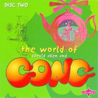 The World Of Daevid Allen And Gong CD2 — Gong