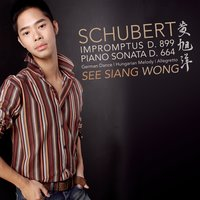 Schubert: 4 Impromptus Op. 90, Piano Sonata In A  Major — See Siang Wong
