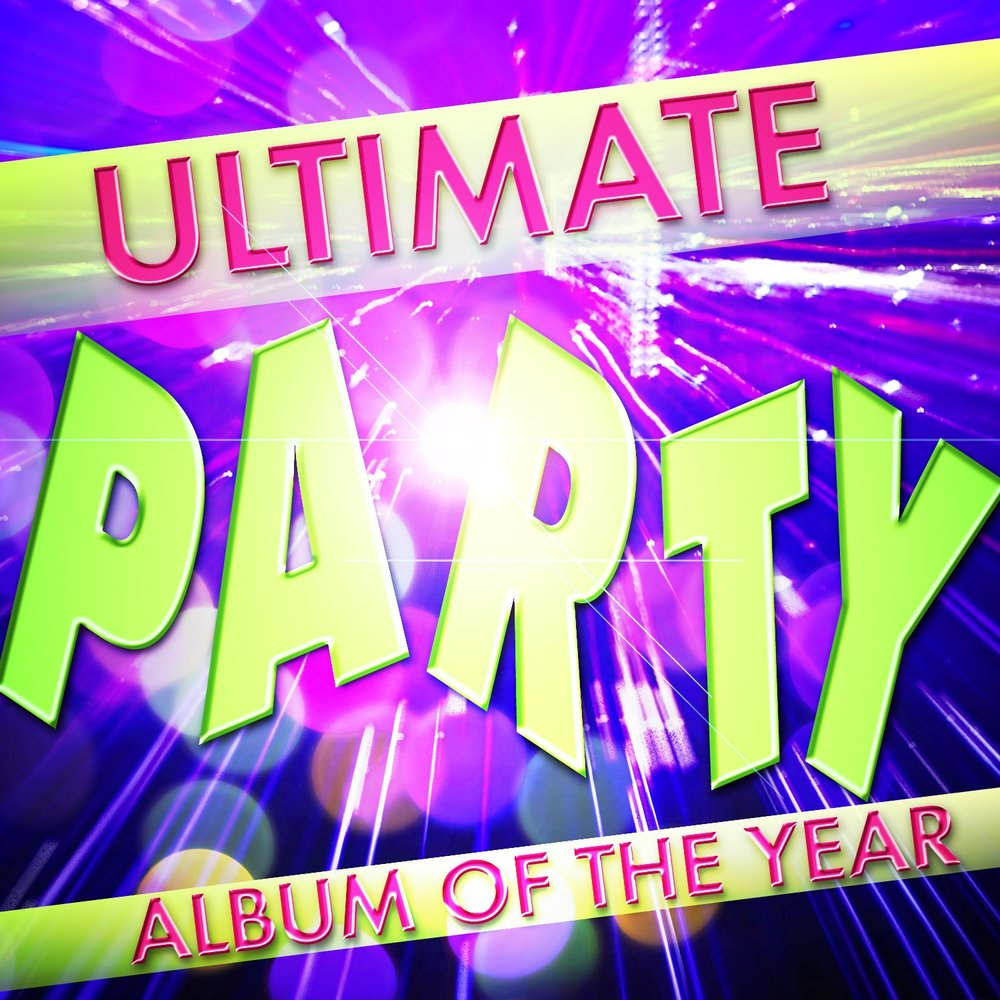 Ultimate Party Album of the Year — Party Mix All-Stars