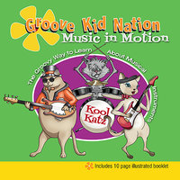 Music In Motion — Groove Kid Nation