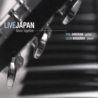 Live Japan - Alone Together — Phil Sheeran, Leon Bisquera