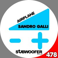 Airplane — Sandro Galli