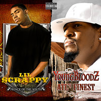 Prince of the South / Atl's Finest — Youngbloodz, Lil Scrappy, Lil Scrappy, YoungBloodZ