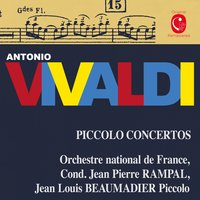 Vivaldi: Recorder Concertos, RV 443 - 445 - Telemann: 12 Fantasias for Violin Without Bass, TWV 40:14-25 — Orchestre National De France, Jean-louis Beaumadier, Jean Pierre Rampal, Jean-Louis Beaumadier, Jean Pierre Rampal, Orchestre national de France, Антонио Вивальди, Георг Филипп Телеман