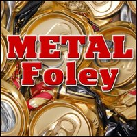 Metal Foley: Sound Effects — Sound Effects Library