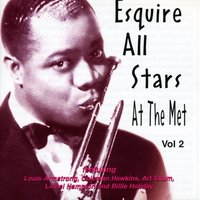 Esquire Jazz All Stars At The Met Vol 2 — Esquire Jazz All Stars