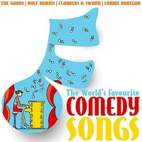 The World's Favourite Comedy Songs — сборник